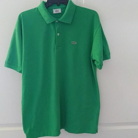 8c7d69e5f Lacoste Shirts | Mens Polo Shirt | Poshmark
